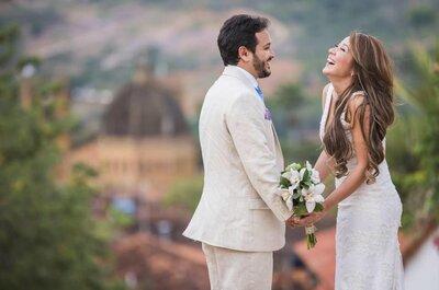 Videógrafos de bodas en Bucaramanga: ¡Los mejores para tu día soñado!