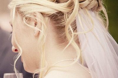 Trenzas, recogidos y accesorios para un peinado de novia perfecto