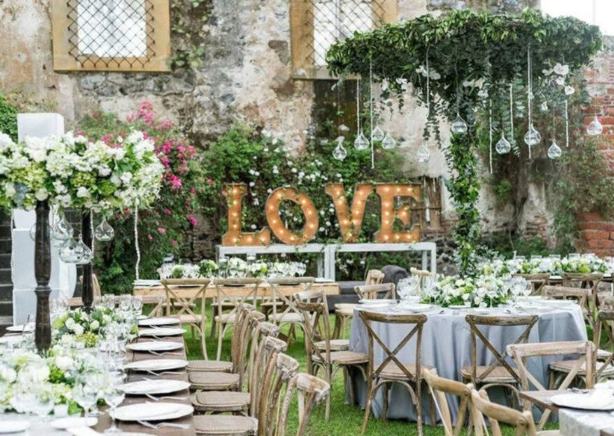 Las propuestas gastronómicas más exquisitas para tu boda: ¡no te las puedes perder!