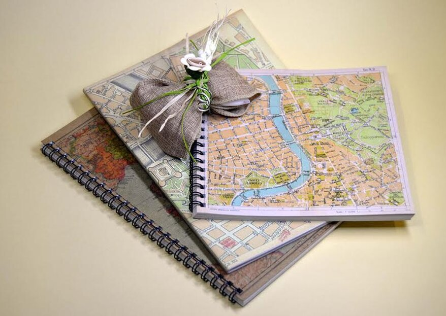 Matrimonio a tema viaggio: personalizza le tue nozze!