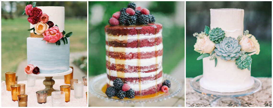How To Choose Your Wedding Cake in 5 Simple Steps