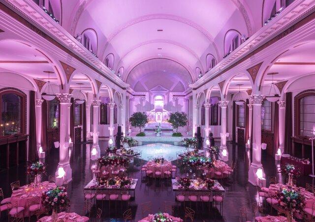 5 Reasons Hotels Make Perfect Wedding Venues
