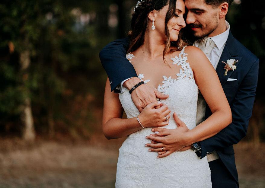 As fotografias que não podem faltar num álbum de casamento