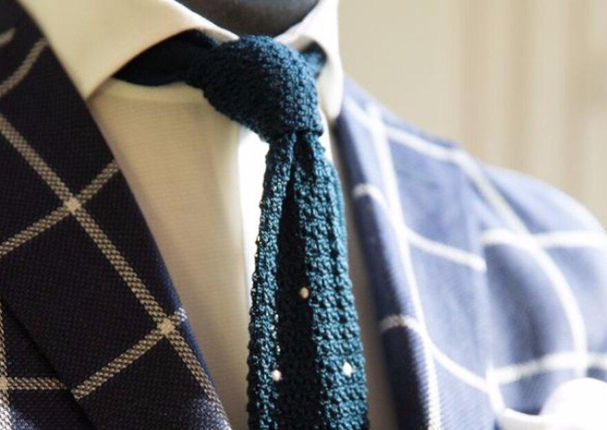 Individualität und exzellente Passform sind unverzichtbar für einen guten Hochzeitsanzug!