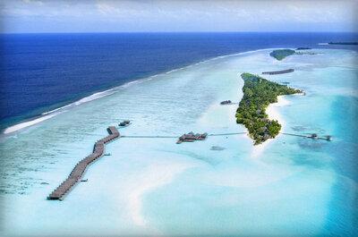 E se vi proponessimo questo Atollo di Paradiso per la vostra luna di miele?