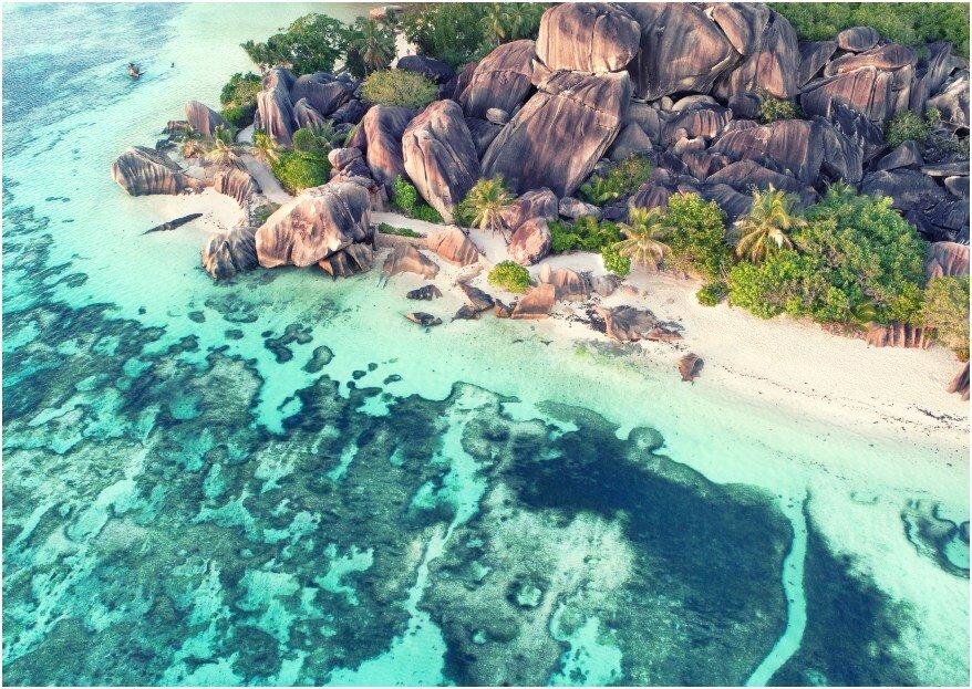 Trouver son lieu de réception pour un mariage aux Seychelles