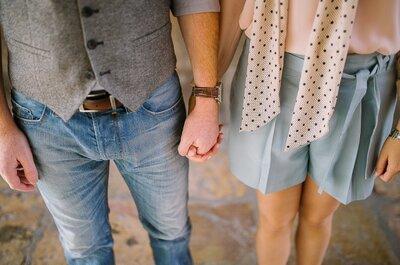 Las 8 pláticas más importantes que DEBES tener con tu novio antes de la boda