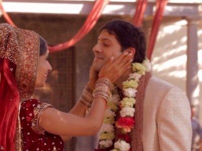 Una celebración hindú con tintes granadinos: la boda de Farouk y Seema