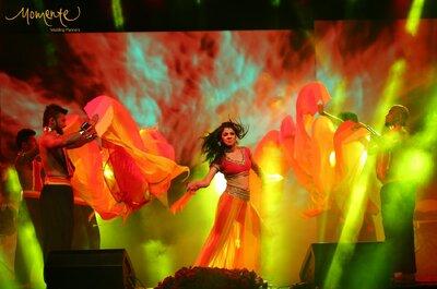 Top 5 wedding choreographers in Delhi