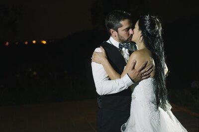 Pablo y María Teresa: ¡una unión eterna!