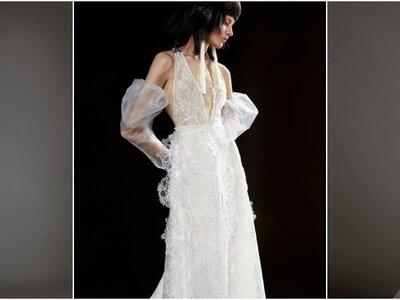 Vestidos de novia Vera Wang 2018: una colección original con mucha personalidad