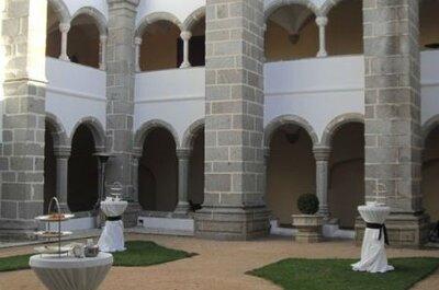 Pousadas e Lugares com história para casar em Portugal