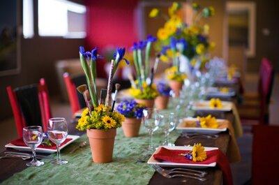 Comment occuper vos invités à table : des idées amusantes pour un mariage réussi