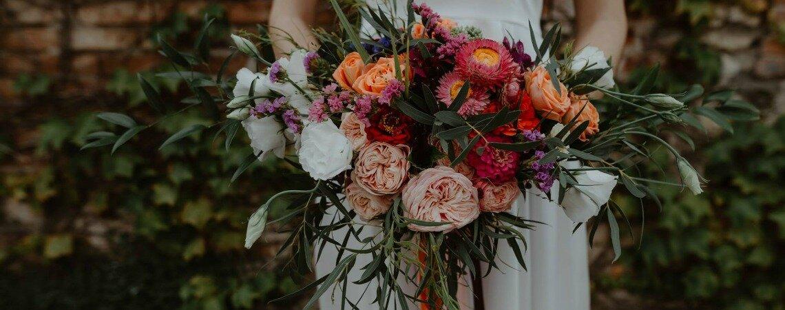 Mélanie Miguel, une créatrice florale aux doigts de fée pour votre mariage !