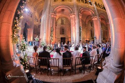 Cerimônia coletiva em Portugal: se emocione com tradicional Casamento de Santo Antônio!