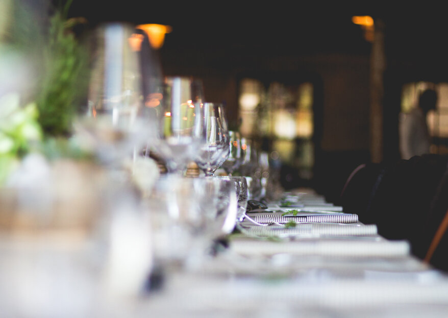 La prueba del menú de bodas: descubre todo lo que debes hacer antes, durante y después