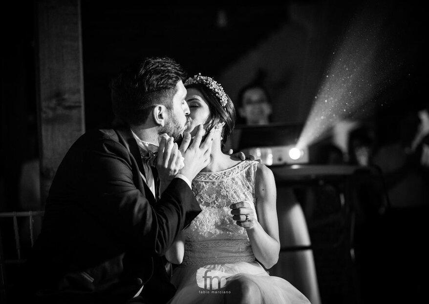 La fotografia di nozze non ha confini con Fabio Marciano Photographer