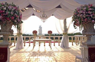 Movà Eventos: Las bodas más exclusivas de México ¡un sueño hecho realidad!