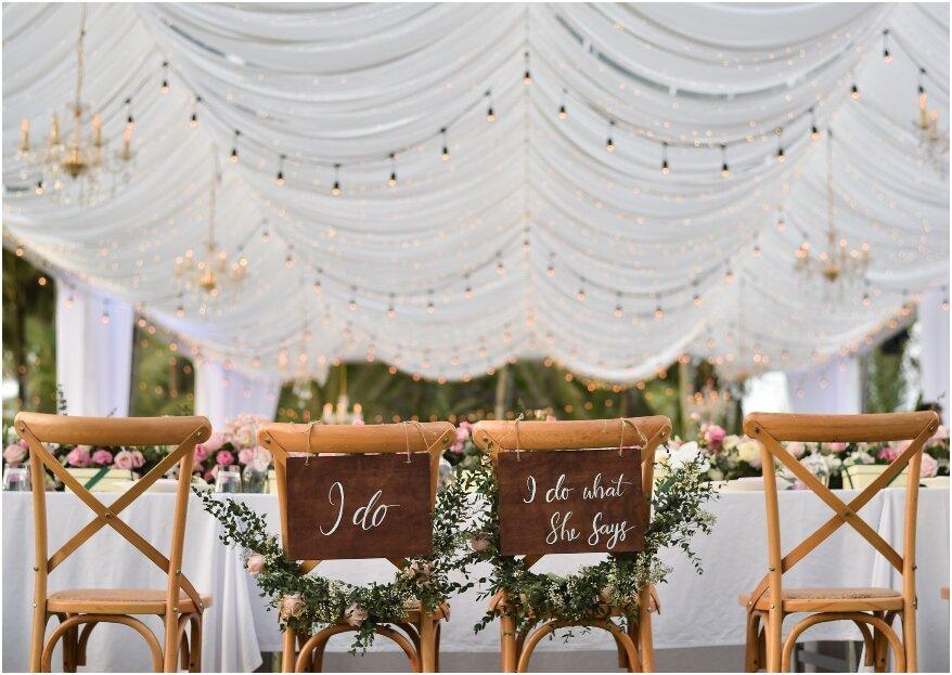 Het draaiboek voor jullie bruiloft