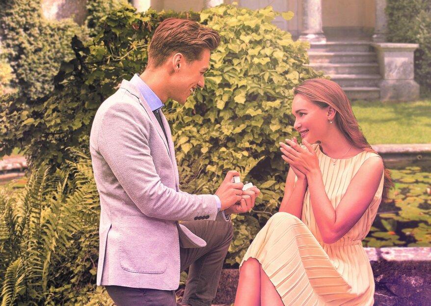 Die Verlobungsring-Aktion von MEISTER - Der perfekte Diamantring für den Heiratsantrag!