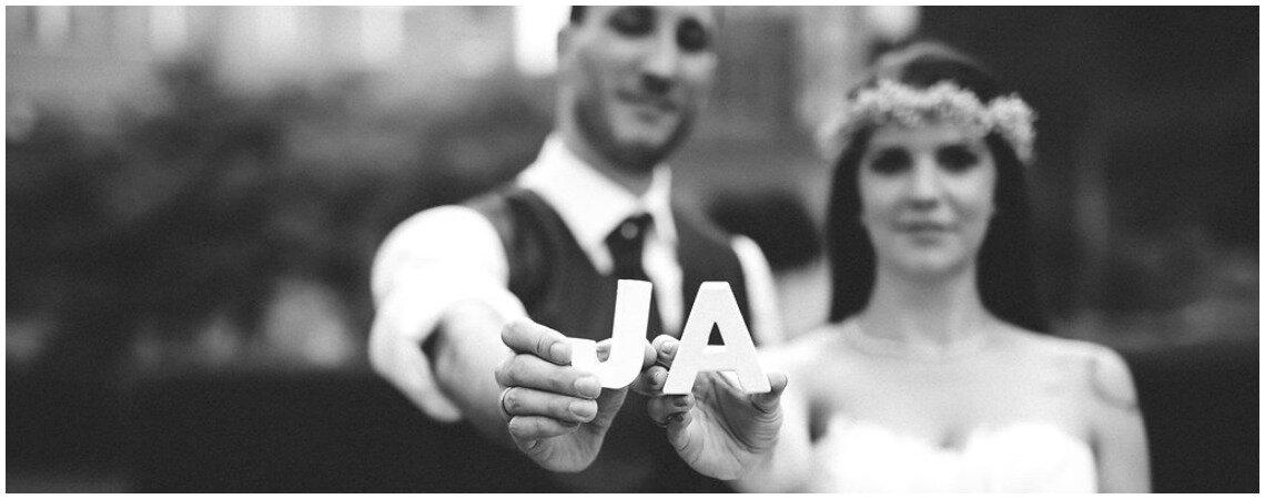 Vocabulario de bodas: 31 conceptos que tienes que conocer