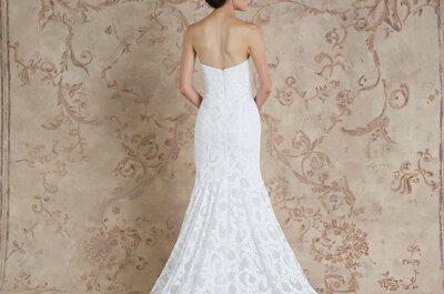 Sareh Nouri Fall 2016 Bridal Collection: Modern Heritage