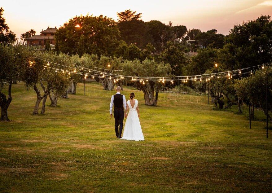Tra romantica posa e naturale spontaneità, Paravano Photography costruirà il vostro album di nozze da sogno