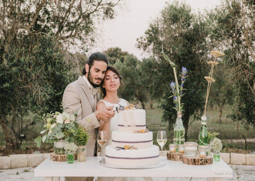 Esclusività, estro e romanticismo sono le parole chiave di Aluisi Fiori Matrimoni