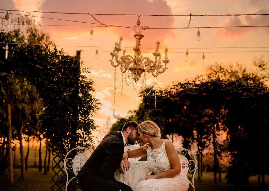 Una fotografia è per sempre, proprio come i ricordi del vostro matrimonio