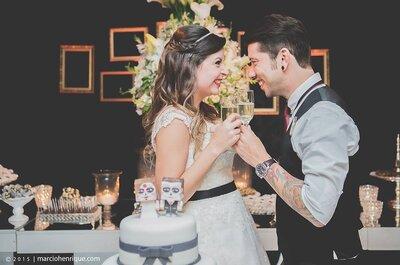 Versatilidade e qualidade ímpar: TUDO o que o local ideal para o seu casamento deve ter!