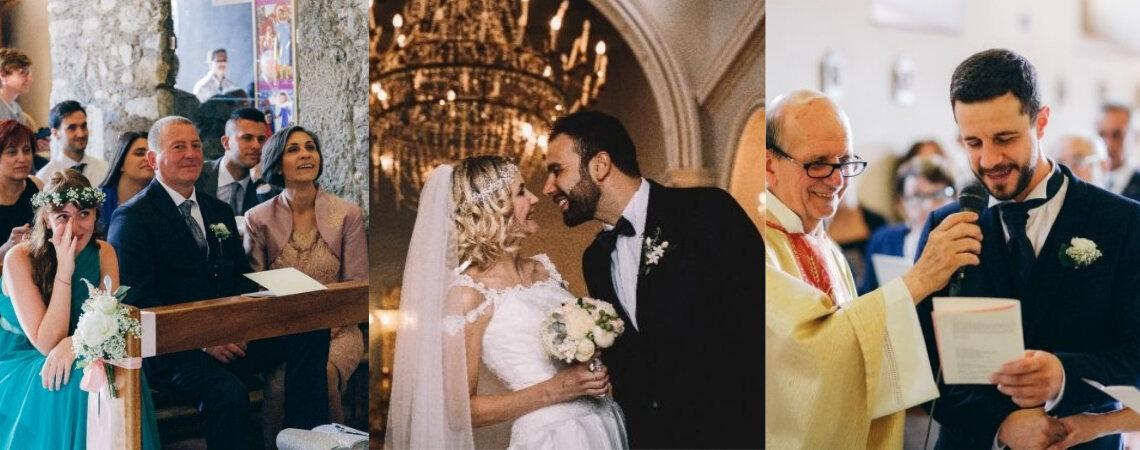 Венчание в день свадьбы: тайминг и его особенности
