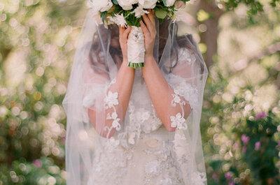 Las novias ahora van veladas: Descubre la magia detrás de este accesorio