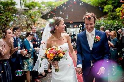 Hoe weet je of je naar bruiloft moet gaan ja of nee? 6 vragen die je jezelf moet stellen!