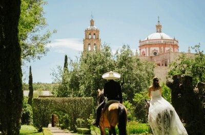 Реальная мексиканская свадьба Fer + Beto