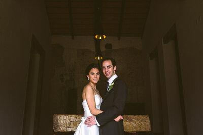 Baila conmigo, sólo conmigo: La boda de Fer y Gonzalo... ¡Un día para recordar!