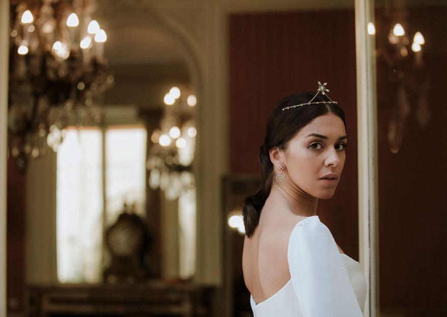 Una novia en Palacio y 6 looks diferentes, ¿con cuál te identificas?