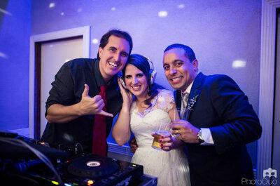 Qual é o seu estilo musical? Confira aqui cinco playlists incríveis para animar o seu casamento