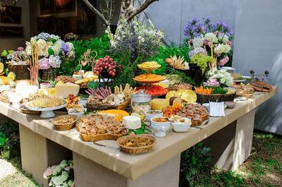 Aprende a escoger la mejor comida para tu matrimonio. ¡Sé original!
