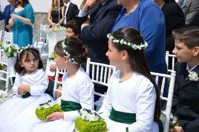 Il matrimonio in verde di Annarita e Massimo a Torre del Greco