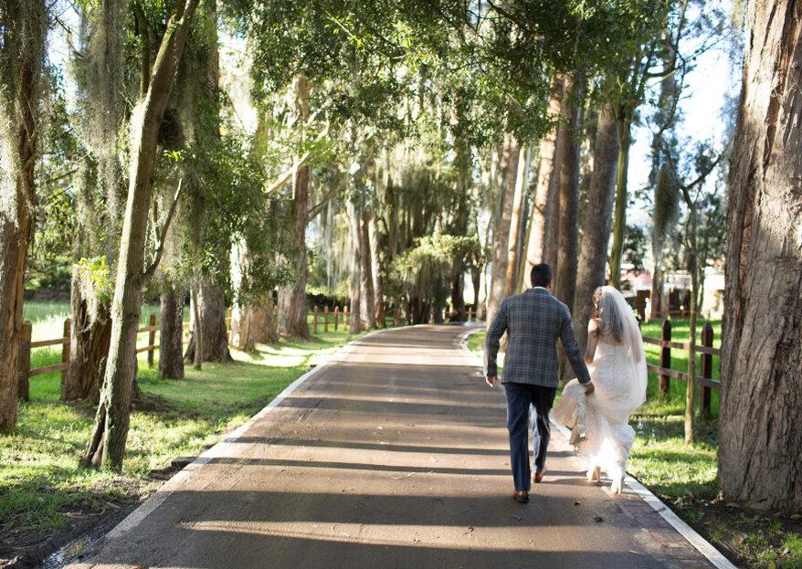 200 años de historia para tu boda, ¡conoce la Hacienda La Armenia!