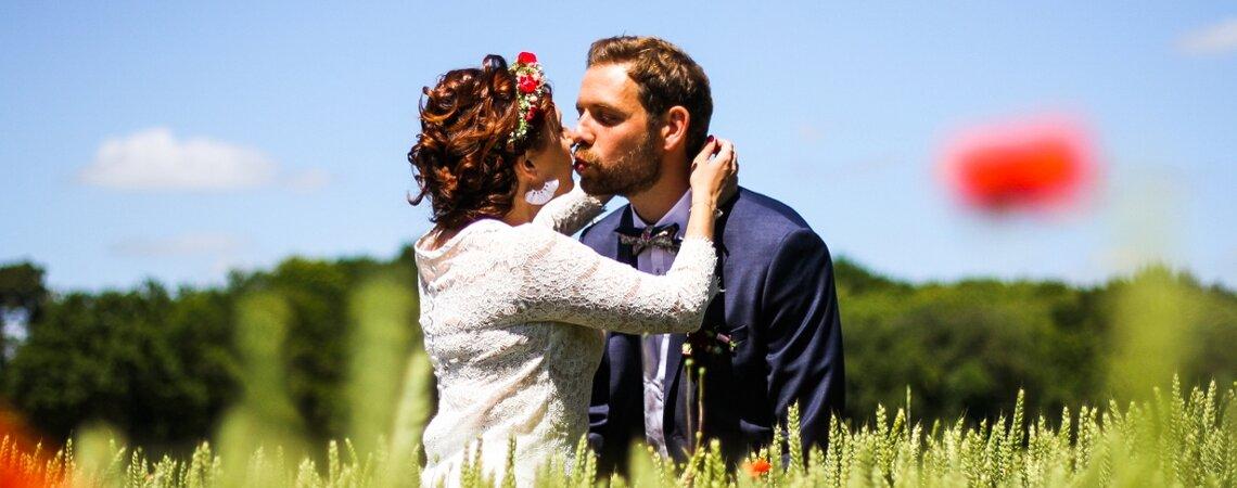 Pauline et Albin : un charmant mariage en Bretagne