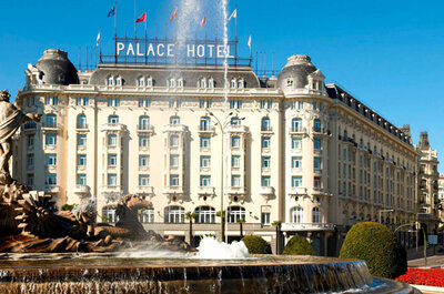 The Westin Palace, un palacio urbano para celebrar una boda espectacular en Madrid