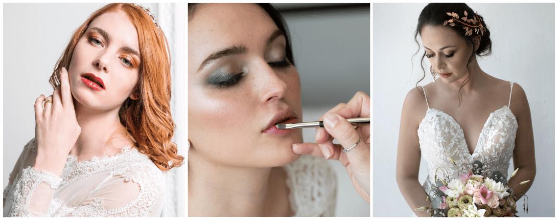 Brautfrisur und Make-up – Wie sich eine Braut richtig für ihren grossen Tag stylt
