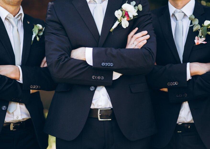Sastrería Antonio: el auténtico 'bespoke' para los novios más elegantes