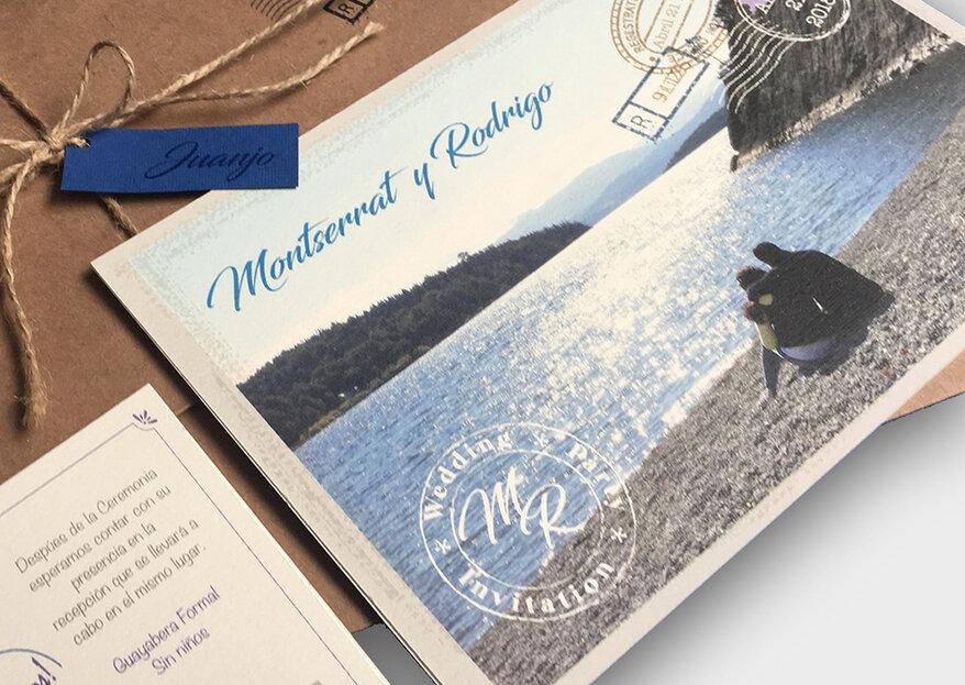 Tinta de Papel: dale un toque especial a tu boda desde el principio