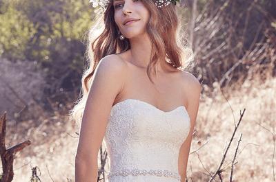 Maggie Sotteros neue Kollektion - traumhafte Brautkleider für den Frühling