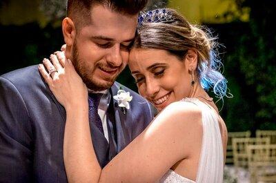 Catherine & Ailton: casamento clássico e sofisticado em São Paulo organizado em 4 meses!