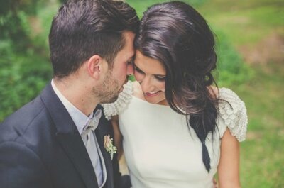 Paura di non essere bellissima il giorno del tuo matrimonio? 8 consigli per superarla