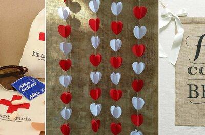 Productos, recuerdos y accesorios para tu boda: Detalles que marcarán la diferencia