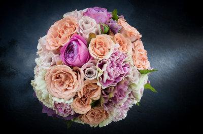 Comment choisir son bouquet de mariée ? Les meilleurs conseils de Jessica, blogueuse pour Thomasfleurs